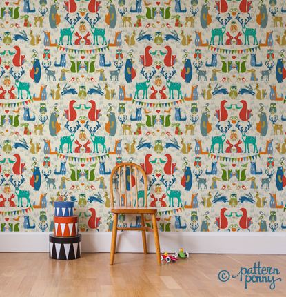 pattern_penny_forest_hideaway_celebration_colbolt_wallpaper-02