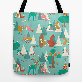 pattern_penny_forest_hideaway_intheforest_rose_society6_totebag_small