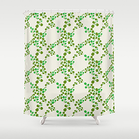 pattern_penny_retro_leaves_olive_society6_shower_curtain_small