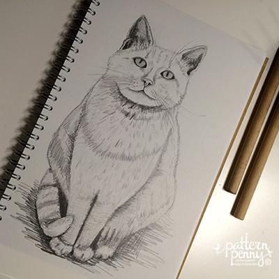pattern_penny_cat
